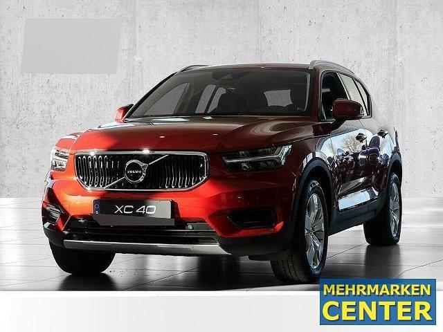 Volvo XC40 - XC 40 D3 Geartronic Momentum Pro +MY20+ LED Navi e-Sitze Rückfahrkam. Fernlichtass. El. Heckklappe