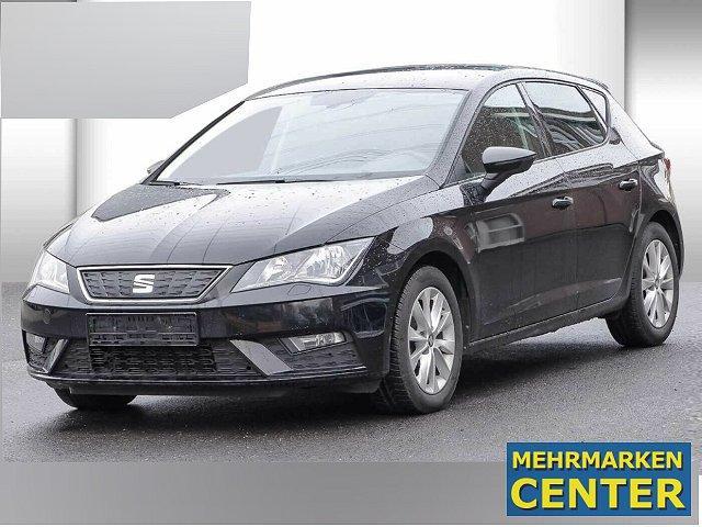 Seat Leon - 1.0 TSI Ecomotive DSG OPF Style Navi PDCv+h LED-Tagfahrlicht Multif.Lenkrad NR Klimaautom