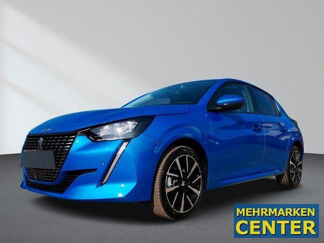 Peugeot 208 - Allure BlueHDi 100 Klimaautomatik, ACC, Sitzheizung, Navi, Einparkhilfe vorne+hinten