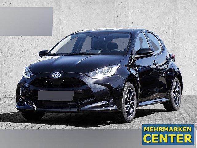 Toyota Yaris - Hybrid Club 1.5 Dual-VVT-iE EU6d LED ACC Rückfahrkam. Fernlichtass. LED-hinten