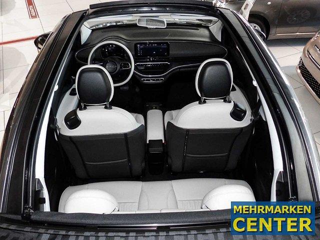 Fiat 500C 500 E Cabrio LA PRIMA - 42KW CO-DRIVER MAGIC