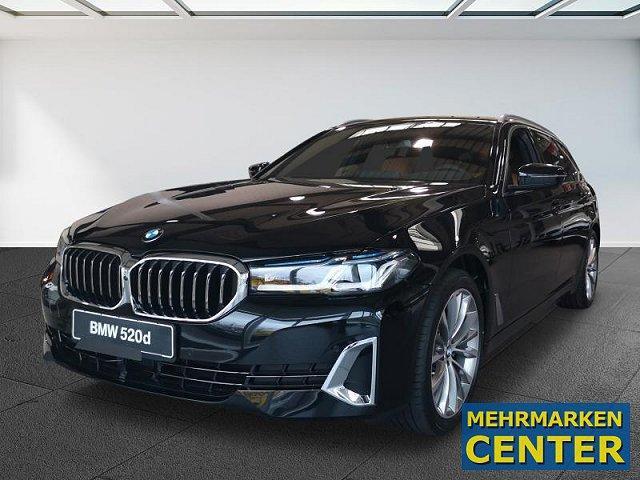 BMW 5er - 520d xDrive Touring LuxuryLine Winterfreude TV