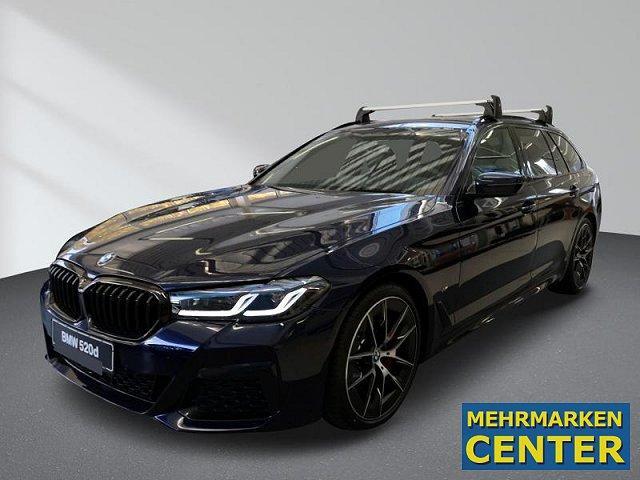 BMW 5er Touring - 520d M-Sport Edition Innovation HiFi