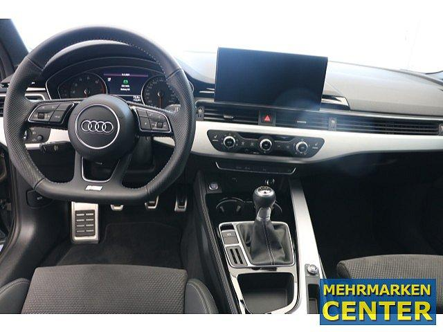 Audi A4 allroad quattro 35 2.0 TFSI Avant S line (EURO 6d-TEMP)