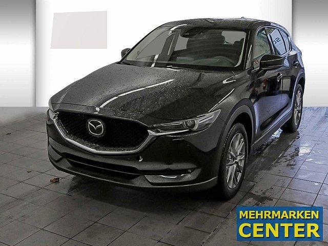 Mazda CX-5 - Sports-Line AWD 2.5 SKYACTIV-G 194 EU6d-T Leder LED Navi Keyless Klimasitze e-Sitze