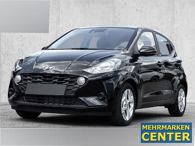 Hyundai i10 - Select 1.0 EU6d Fernlichtass. Multif.Lenkrad RDC Alarm Klima Temp USB MP3 ESP Seitenairb.