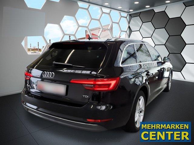 Audi A4 allroad quattro 2.0 TDI Avant sport