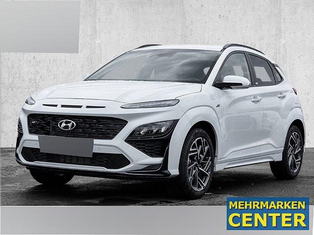 Hyundai Kona - Facelift 1.0 T-Gdi 120PS (+48V) iM/T 2WD N LINE Navigationspaket