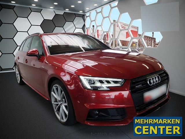 Audi A4 Avant 2.0 TFSI quattro S tronic