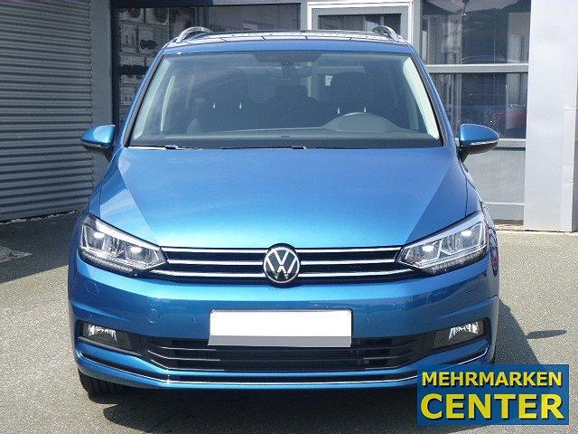 Volkswagen Touran - Highline TDI DSG +17 ZOLL+ACC+NAVI+PDC+EL