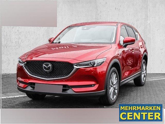 Mazda CX-5 - SKYACTIV-G 194 FWD Automatik SPORTS-Line LED Navi Keyless BOSE