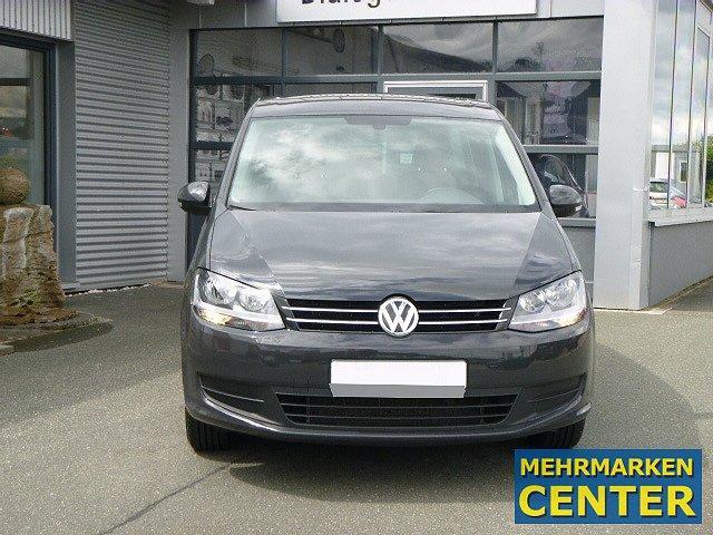 Volkswagen Sharan - Trendline TSI DSG +AHK+PDC+NAVI+TEMPOMAT