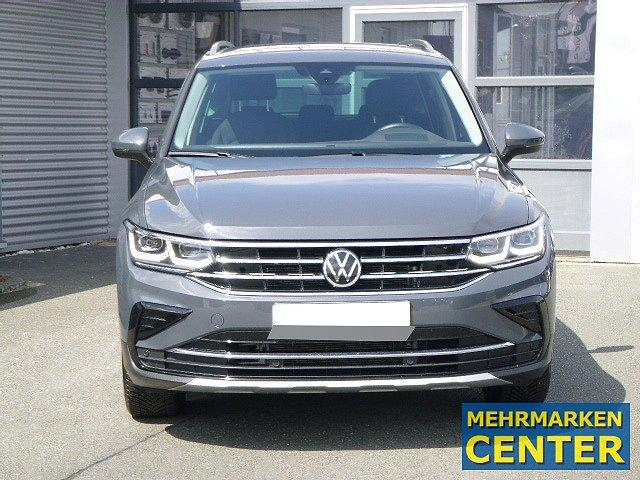 Volkswagen Tiguan - Elegance NEUES MODELL 4Motion TDI DSG +18