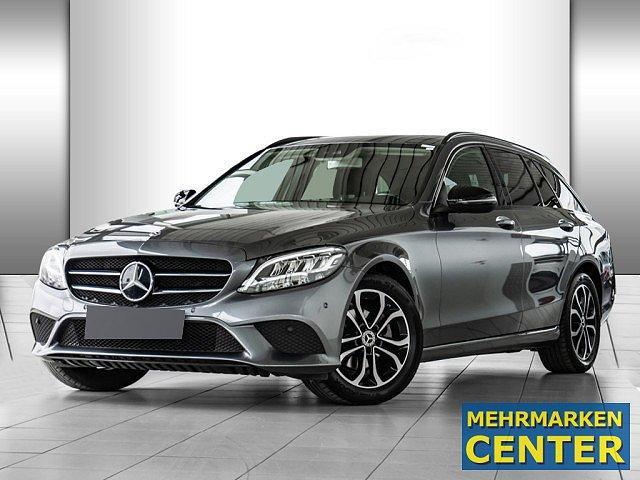 Mercedes-Benz C-Klasse - C 180 d T Avantgarde Night AHK Abstandstemp. LED