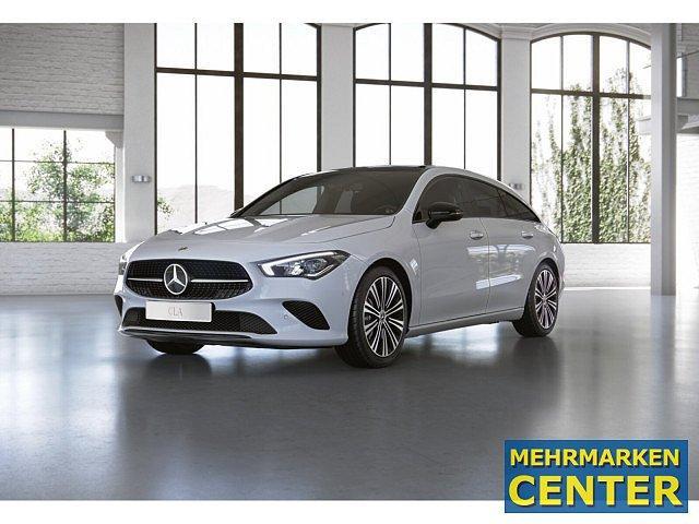 Mercedes-Benz CLA Shooting Brake - 180 SB Progressive Night Burm Pano AHK Stand