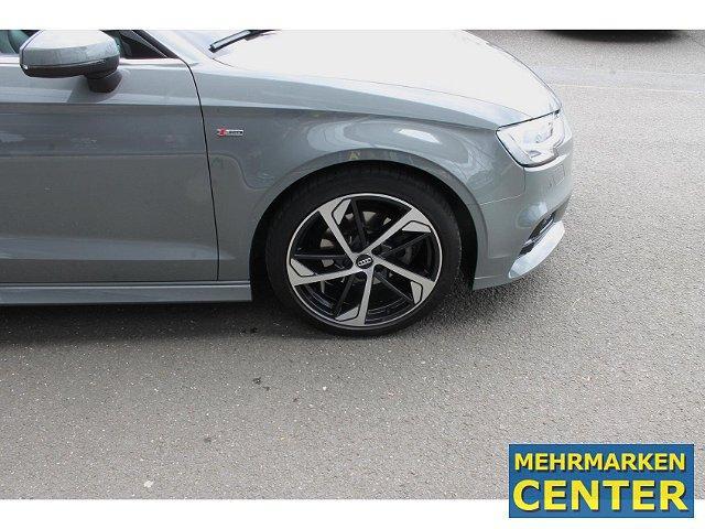 Audi A3 Cabriolet 35 TFSI sport DSG SHZ Navi Xenon S-line Competion