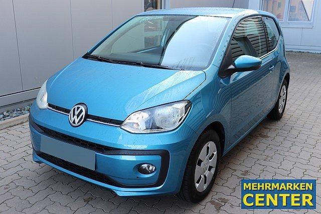 Volkswagen up! - 1.0 BMT move Klima,Sitzhz.,