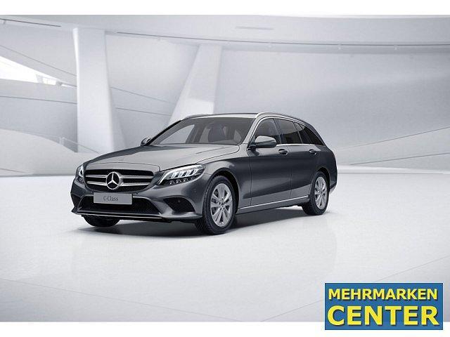 Mercedes-Benz C-Klasse - C 180 d T Avantgarde Standhz. LED Navi Kamera So