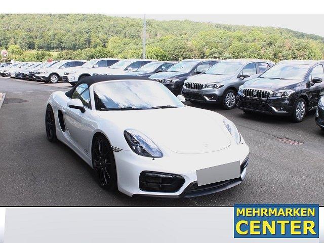 Porsche Boxster - GTS PDK Bose Xenon Navi SHZ Windschott