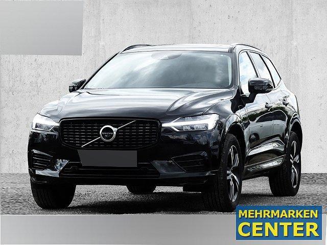 Volvo XC60 - XC 60 R-Design Expression Recharge Plug-In Hybrid AWD T8 Twin Engine EU6d Leder LED Navi