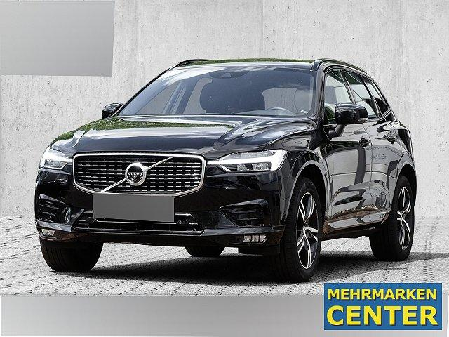 Volvo XC60 - XC 60 R-Design AWD B5 Benzin EU6d-T LED Navi Keyless Kurvenlicht e-Sitze Radar Rückfahrkam.