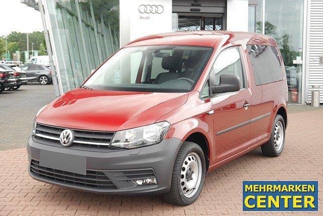 Volkswagen Caddy - Kombi 2.0 TDI DSG EcoProfi Sitzhzg. Klima Co