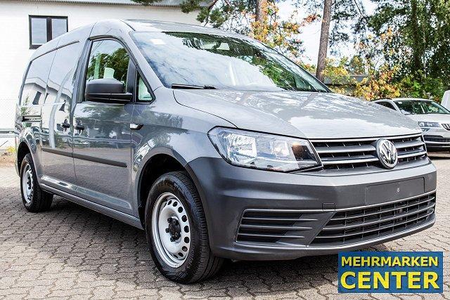 Volkswagen Caddy - *MAXI* KASTEN 2.0 TDI *+AHK+KLIMA+FLÜGEL!*