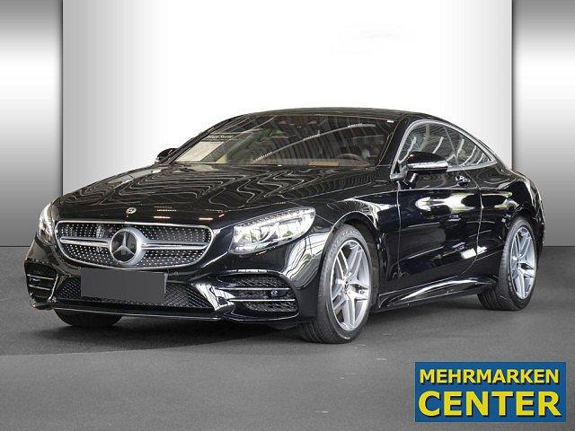Mercedes-Benz S 560 - 4M Coupé AMG Line Swarovski Distronic+ HUD