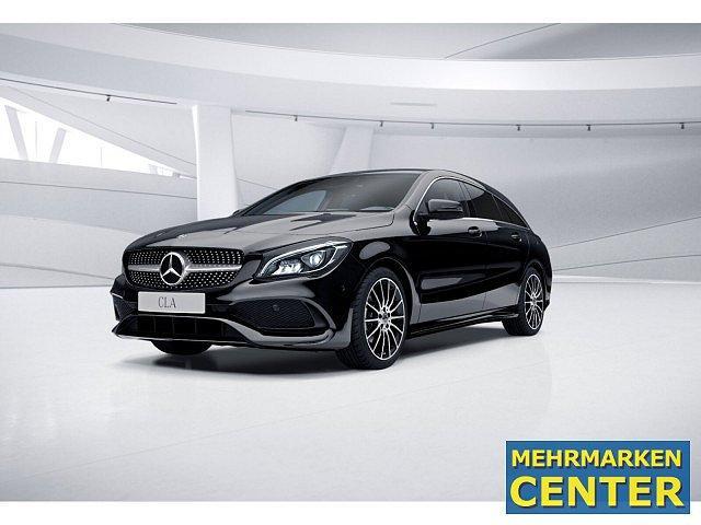Mercedes-Benz CLA Shooting Brake - 220 SB d AMG Line PEAK Pano Navi LED Kamera