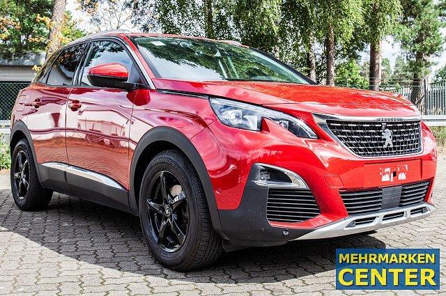 Peugeot 3008 - ALLURE 1.5BlueHDI AUTOMATIK*+LED+NAVI+EASY*