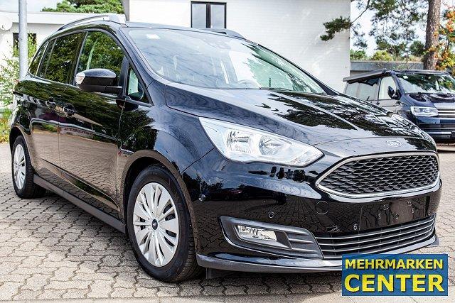 Ford C-MAX - Granada COOLCONNECT 1.5TDCi AUTOMATIK*+AHK*