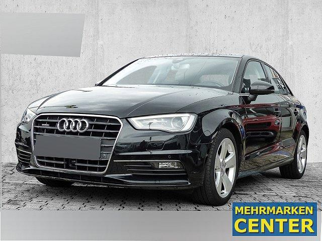 Audi A3 - Ambition quattro 2.0 TDI Xenon Navi Keyless e-Sitze ACC Allrad Panorama PDCv+h LED-hinten
