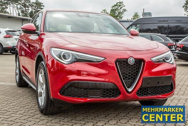 Alfa Romeo Stelvio - *SUPER* 2.2 JTDM*AUTOMAT*/NAV/ACC/UPE:51