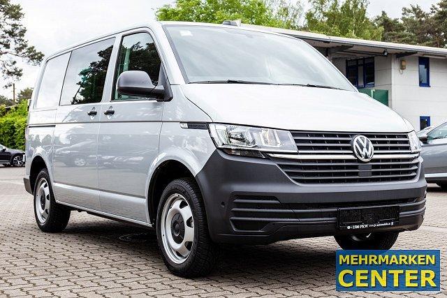 Volkswagen - T6 (T6.1) Kasten*DSG*AHK/STHZ/NAV/2xS-TÜR/UPE:59