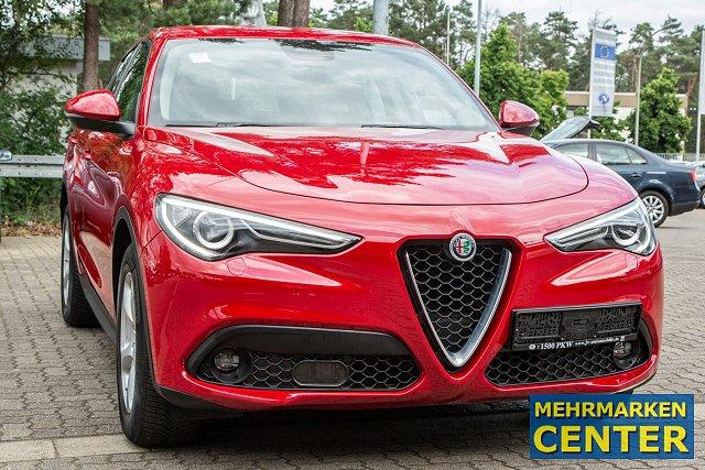 Alfa Romeo Stelvio - *SUPER* 2.2 JTDM*AUTOMAT*/NAV/ACC/UPE52
