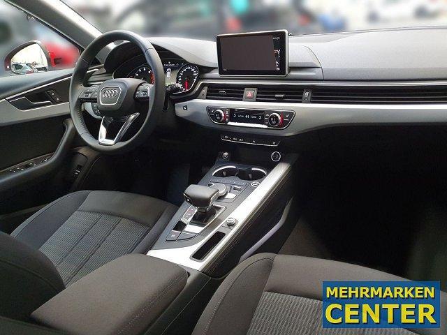 Audi A4 allroad quattro 40 TFSI Avant design (EURO 6d-TEMP)