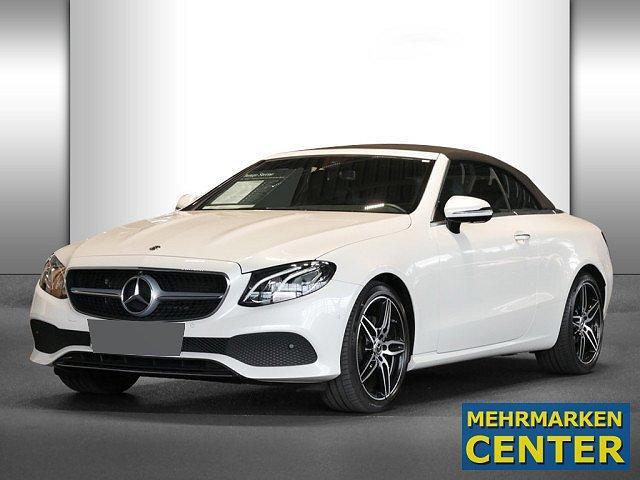 Mercedes-Benz E-Klasse - E 200 Cabrio Avantgarde AMG 19' Standhz. LED Nav