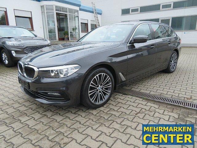 BMW 5er Touring - 520 d Sport Line*Navi*Standhzg*LED*PDC*