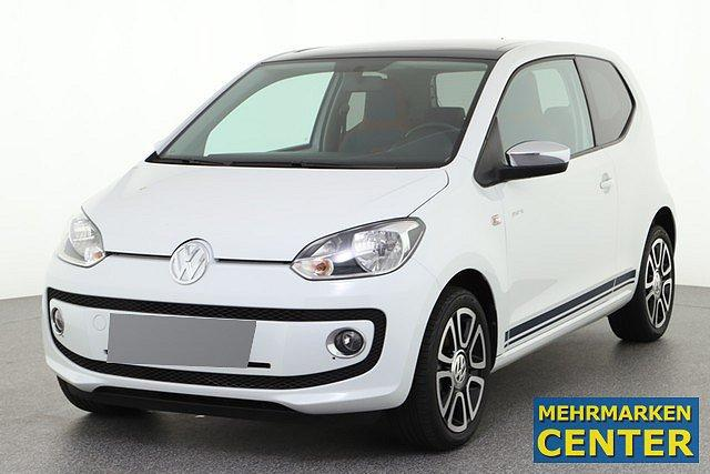 Volkswagen up! - up 1.0 jeans Pano Cool Sound 16Zoll