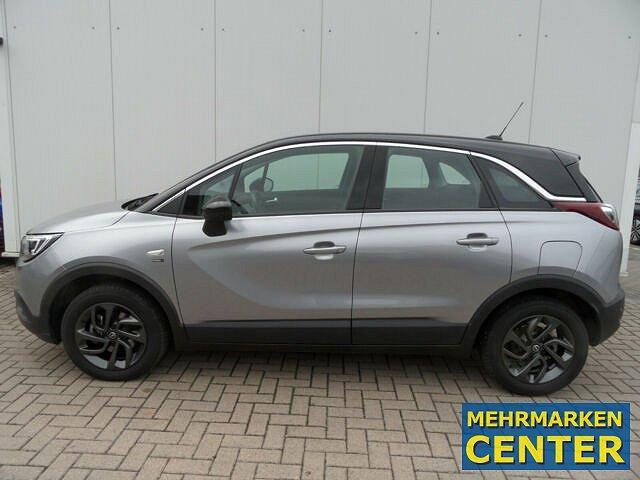 Opel Crossland - X 1,2 Edition2020+180°Cam+Navi+LED+Alu