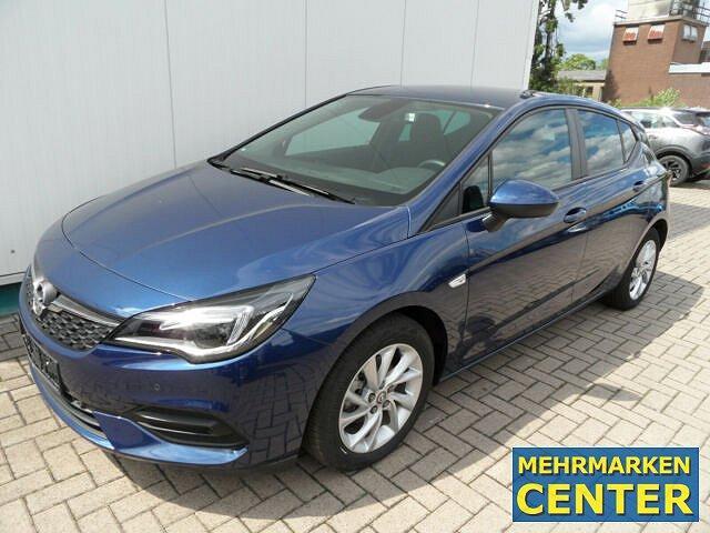 Opel Astra - Lim.1,2 Edition 5-tg+Navi+PDC+Sitzheizung