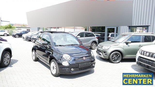 Fiat 500C - 500 C 1.0 GSE N3 Hybrid /Navi/PDC/Alu Klima+Navi