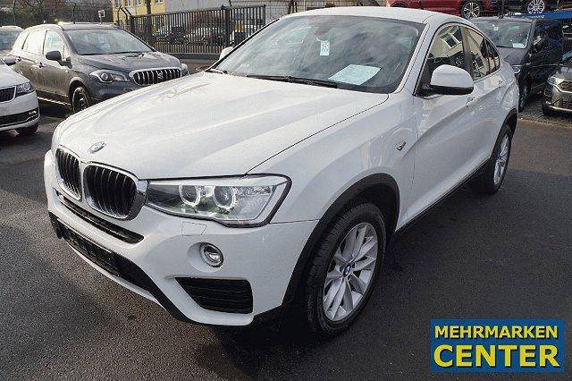 BMW X4 - xDrive20d Advantage*Navi*Kamera*HiFi*AHK*