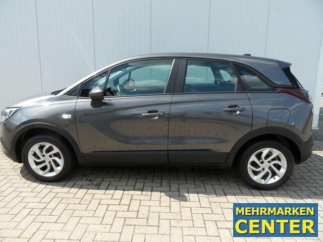 Opel Crossland - X 1,2 Edition+Kamera+Navi+Sitzheizung