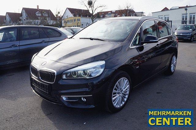 BMW 2er Active Tourer - 218 d xDrive Luxury Line*Nav*Leder
