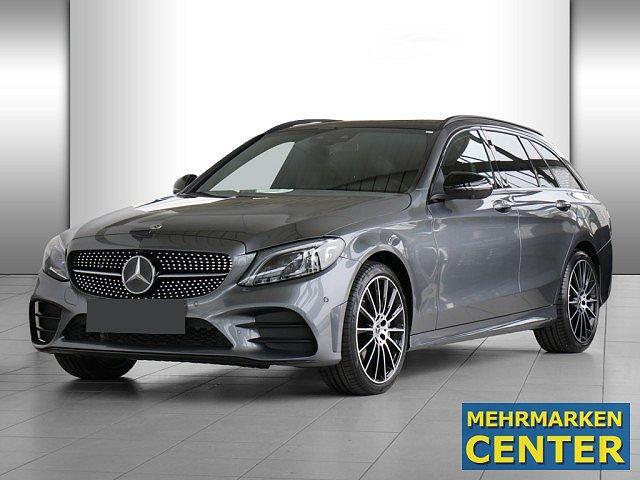 Mercedes-Benz C-Klasse - C 400 4M T AMG Sport 19