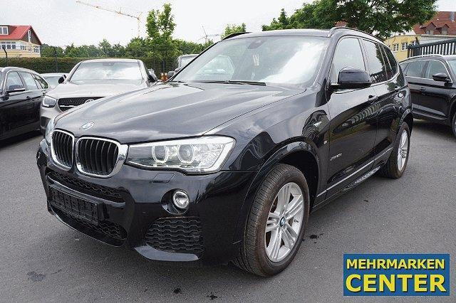 BMW X3 - xDrive20d M Sport*Navi Prof*Leder*Pano*HiFi*