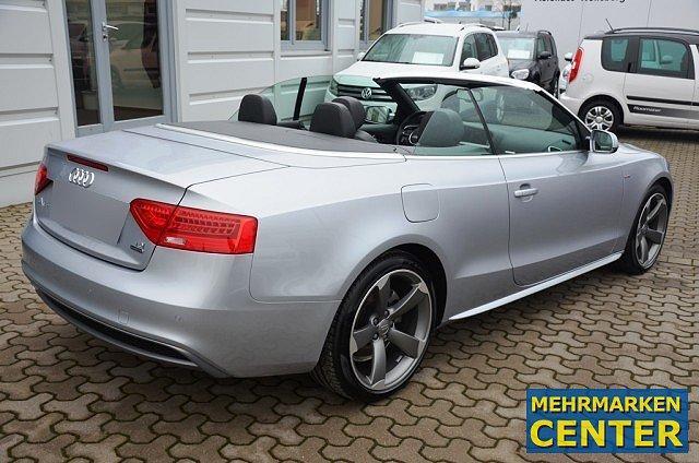 Audi A5 Cabriolet 3.0 TDI Quattro S-tronic S-LineExteri