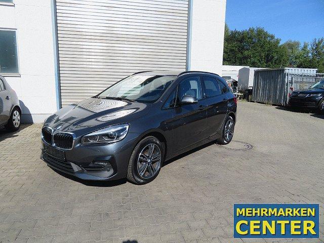 BMW 2er Active Tourer - 218 dA xDrive Sport Line*Nav*ACC
