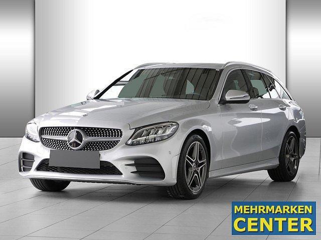 Mercedes-Benz C-Klasse - C 180 T AMG Sport LED Navi Spurh.-Ass. Totw.-Ass